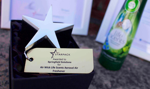 2 Silver Star Awards for our Brand Management Team